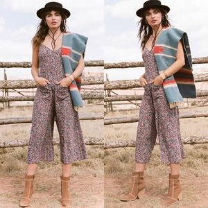 Spell and the Gypsy Jasmine Jumpsuit Floral